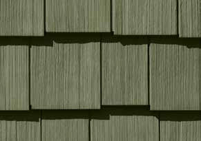 "CertainTeed Double 7"" Staggered Shingles"