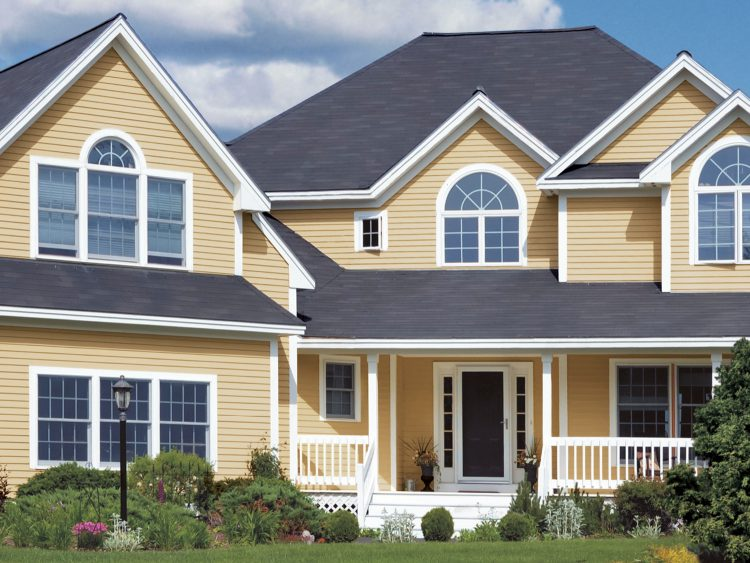 CertainTeed Horizontal Siding