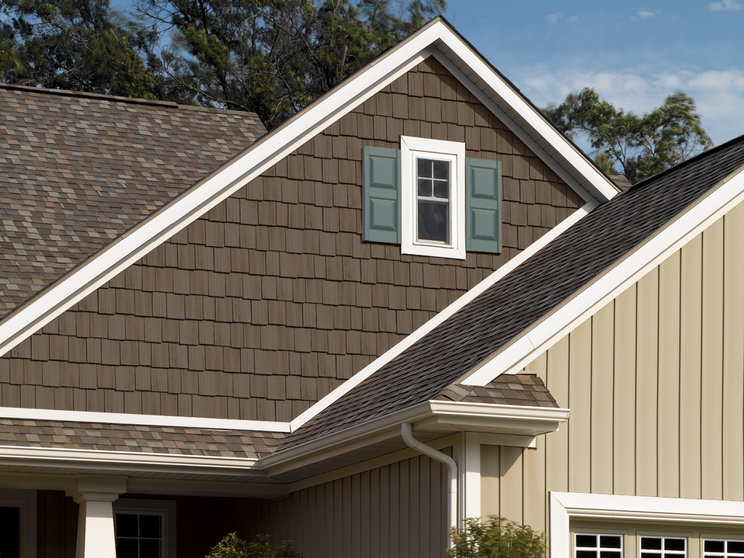 CertainTeed Shake and Shingle Siding
