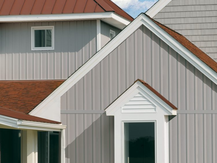 CertainTeed Vertical Siding