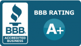 Dec Construction has A+ BBB rating